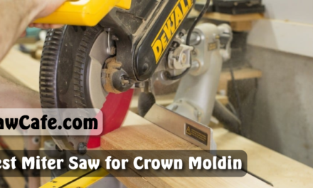 Best Miter Saw for Crown Molding | Best Compound Miter Saw for The Money