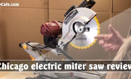 3 BEST CHICAGO ELECTRIC MITER SAW REVIEW