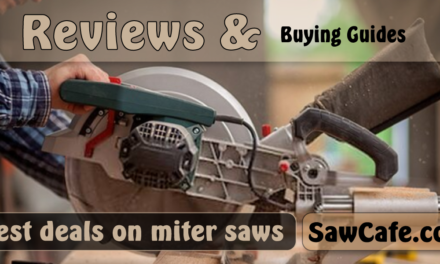 BEST DEALS ON MITER SAWS – 8 BEST SLIDING COMPOUND MITER SAW 2021