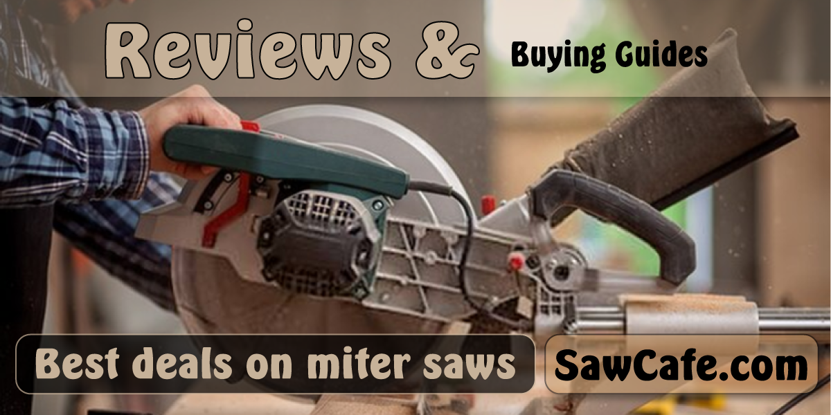 best deals on a miter saw