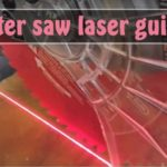 MITER SAW LASER GUIDE | LED Light Shadow Line