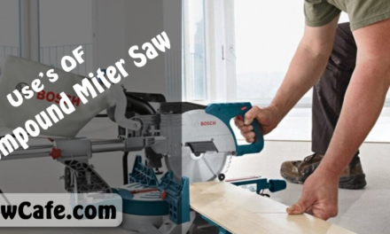 Compound Miter Saw Uses | How to Use a Sliding Compound Miter Saw
