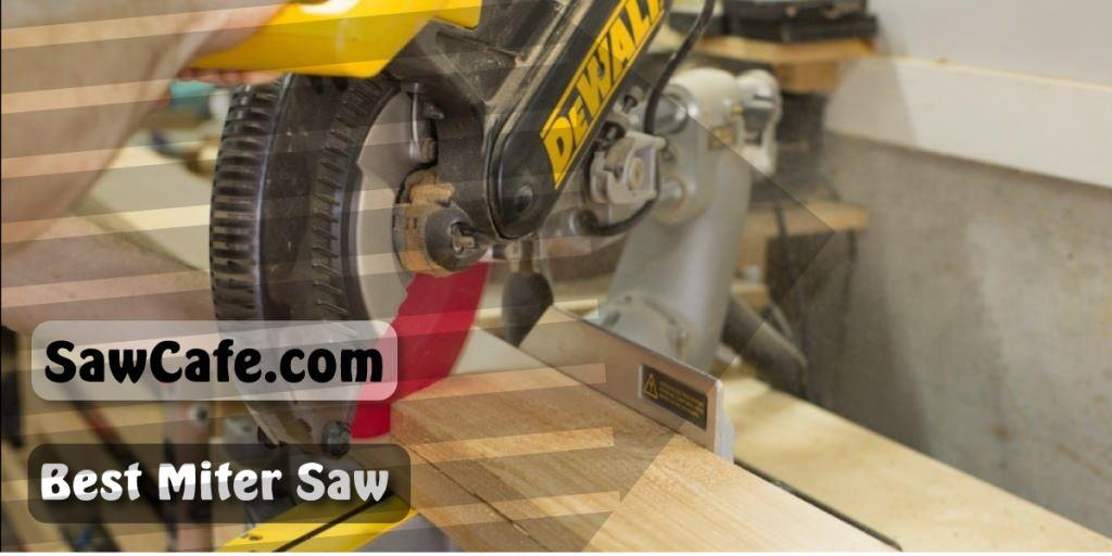 8 BEST MITER SAW FOR BEGINNERS | BEST MITER SAW 2021