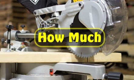 HOW MUCH IS A MITER SAW – PRICE IDEA BEFORE BUY