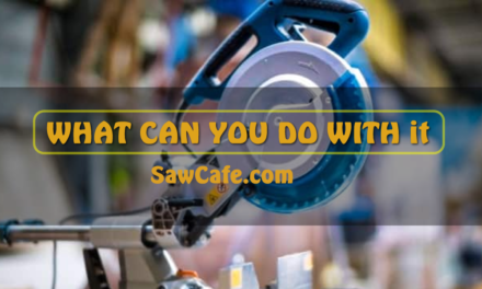 WHAT CAN YOU DO WITH A MITER SAW?