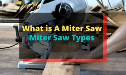 WHAT IS A MITER SAW – THREE MAIN TYPES