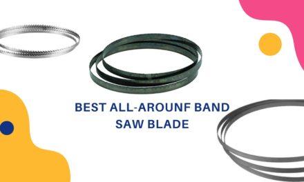BEST ALL-AROUND BAND SAW BLADE