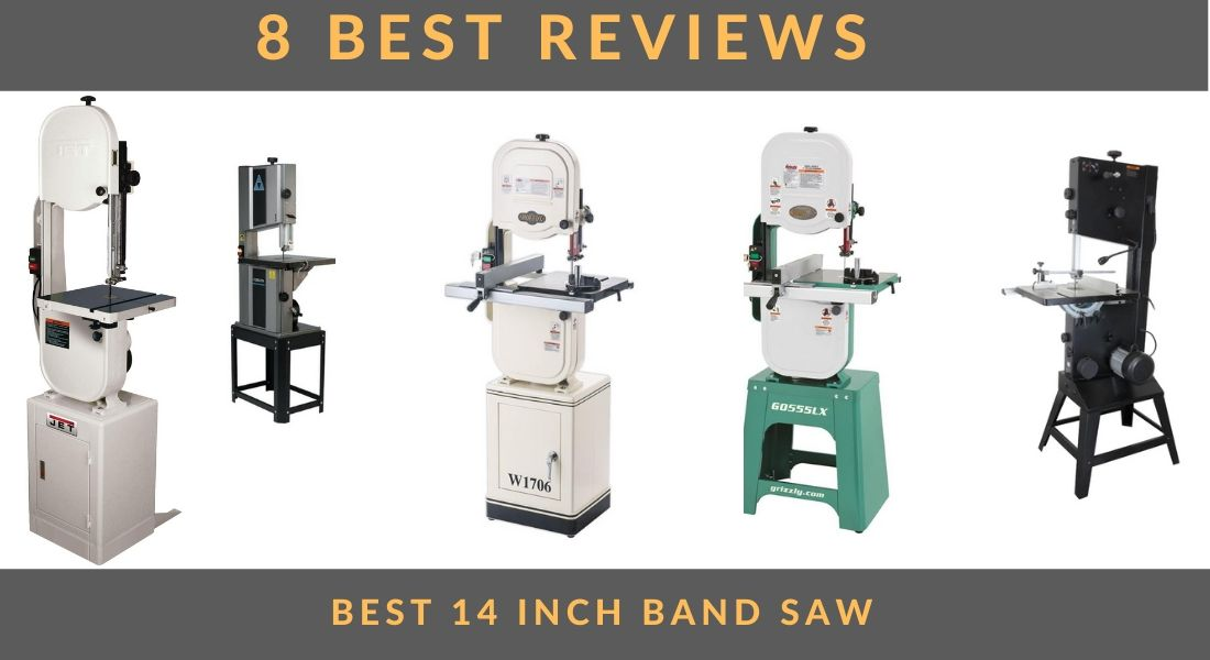 8 BEST 14 INCH BAND SAW (2020) – CHOOSE YOUR BEST OPTION