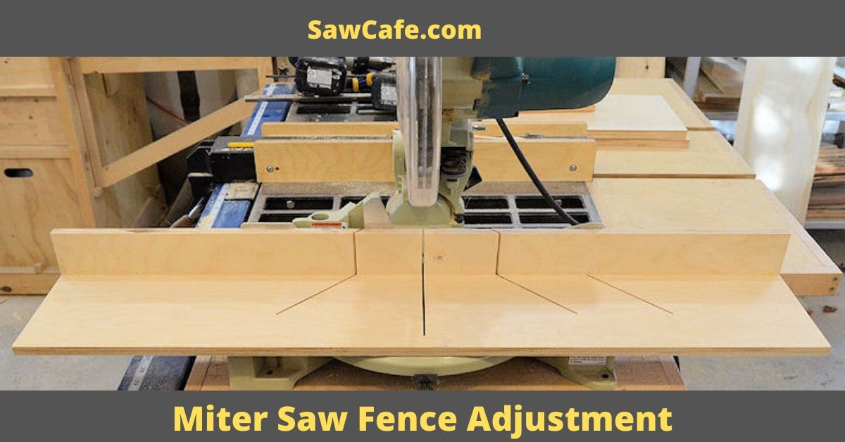 How to Adjust a Dewalt Miter Saw