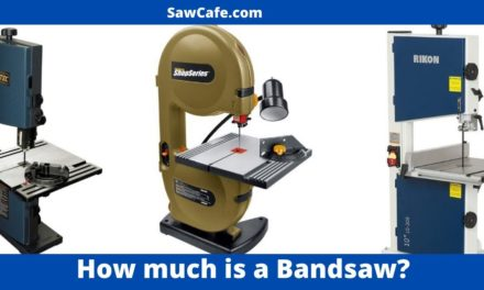 How Much is a Bandsaw – Band Saw Machine at Best Price