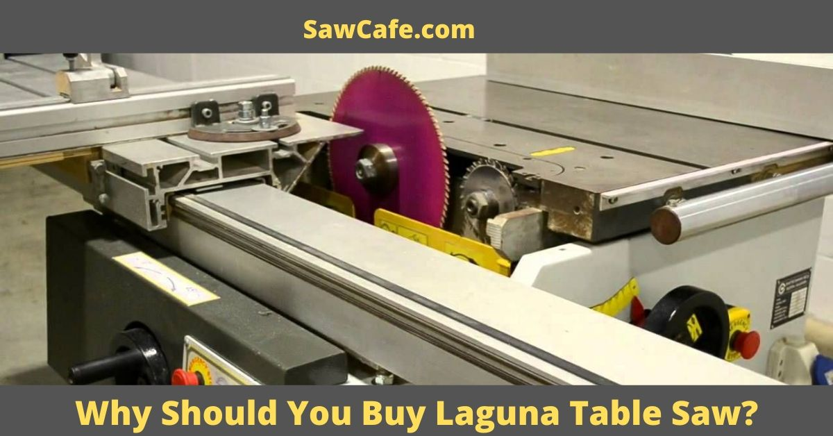 Laguna Table Saw Review