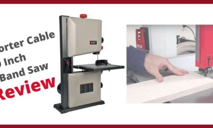 Porter Cable 9 Inch Band Saw Review