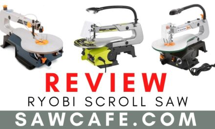 Ryobi Scroll Saw Review – 5 Major Features