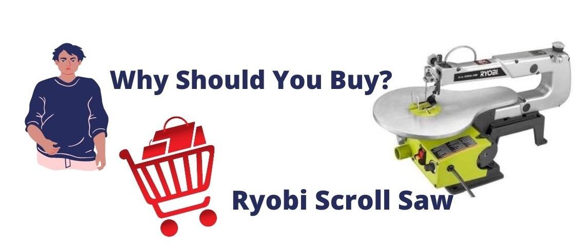 Ryobi Scroll Saw Review