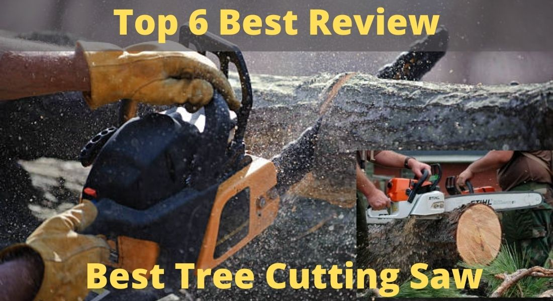 6 Best Tree Cutting Saw Review | Best Chainsaw 2021