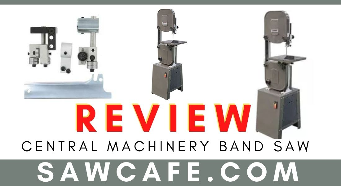 Central Machinery Band Saw review