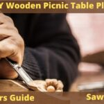 DIY Wooden Picnic Table – Fantastic & Super Easy Idea