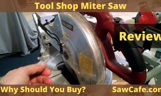 Tool Shop Miter Saw Review – Why Should You Buy?