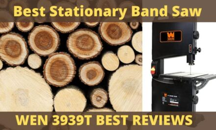 Best Stationary Band Saw Review | WEN Benchtop Band Saw | 9-Inch Benchtop Band Saw